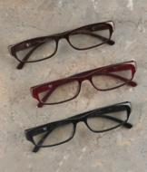 3 Pair Bifocal Readers - +1.50 Diopter