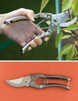 Heavy-Duty Gardening Shears
