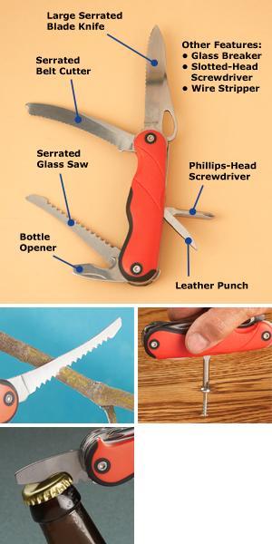 Knife Multi-Tool