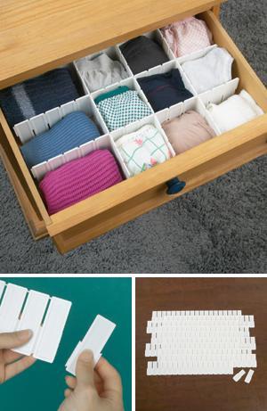 Drawer Organizer Kit