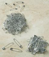 500-Count Safety Pin Assortment