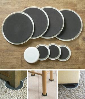 Furniture Movers - 8-Pcs.