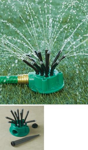 360 Degree Rotary Sprinkler
