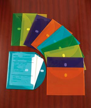 Extra-Large Reusable Envelopes - 10-Pack
