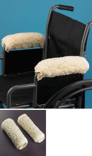 Wheelchair Armrest Pads - Set of 2
