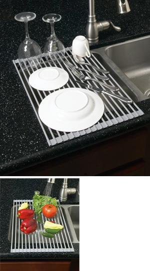Multipurpose Dish Drying Rack
