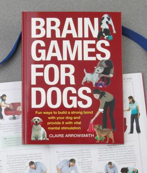 Brain Games for Dogs - Claire Arrowsmith