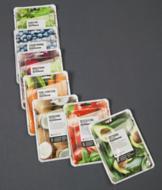 Superfood Salad for Skin Masks - 7-Pcs.