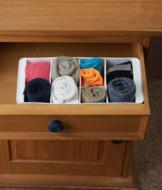 Storage Box with Removable Dividers
