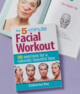 The 5-Minute Facial Workout Book
