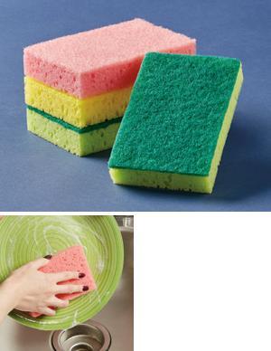 Scouring Sponges - Set of 4