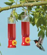 Hummingbird Feeders - Set of 2