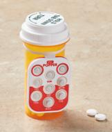 Pill Popper Medication Tracking Device