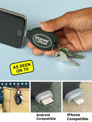 Power Pod – iPhone Compatible