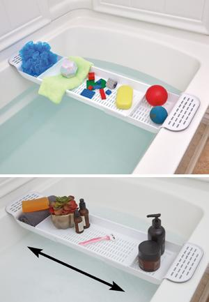 Expandable Bath Caddy
