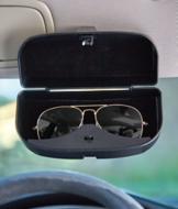 Auto Visor Eyeglass Holder