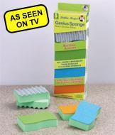 Debbie Meyer Genius Sponges - 5-Pack