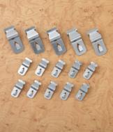 Push and Hang Hangers - Set of 15