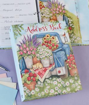 Fresh Bunch Address Book
