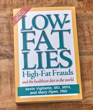 Low Fat Lies Book