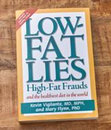 Low Fat Lies Book