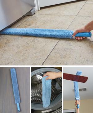 E-Cloth Dusting Wand