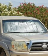 Auto Sunshade with Suction Cups