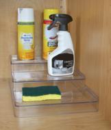 Under Cabinet 3-Tier Shelf