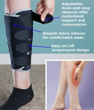 Calf Compression Support Sleeve