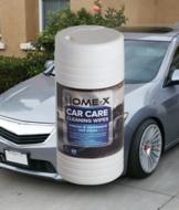 Car Care Cleaning Wipes - 80-Ct.