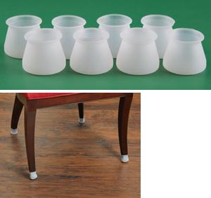 Chair Leg Caps - Set of 8