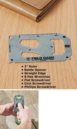 14-in-1 Wallet Tool