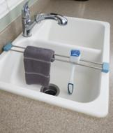 Drainer and Sink Rail