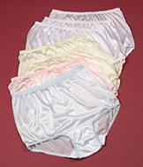 Nylon Panties - 7 Pairs