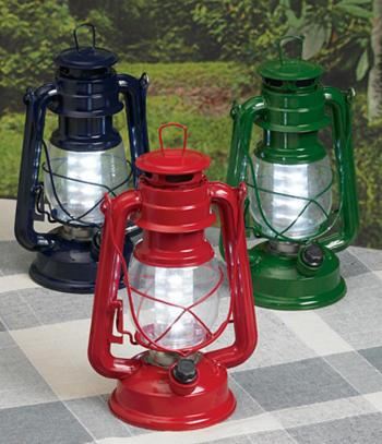 Old Town LED Lantern