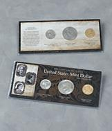 U.S. Mint Dollar Coins