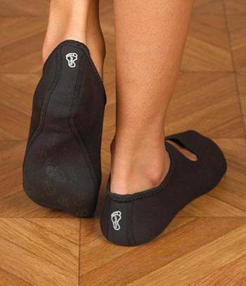 Nufoot Indoor Footwear – Small (4-5)