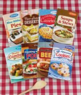 Favorite Brand Name Cookbooks - Set of 8