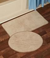 Microfiber Bath Mat - Each