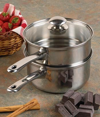 Double Boiler - 3-Pc. Set