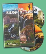 Discover Ireland and Scotland - 2-DVD Set