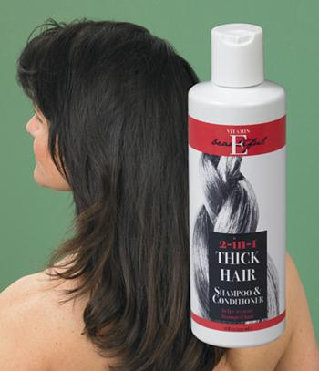 2-in-1 Thick Hair Shampoo/Conditioner