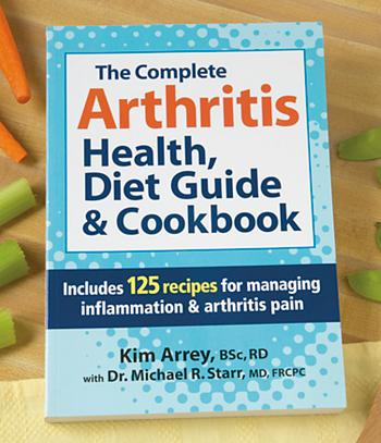 The Complete Arthritis Health, Diet Guide and Cookbook