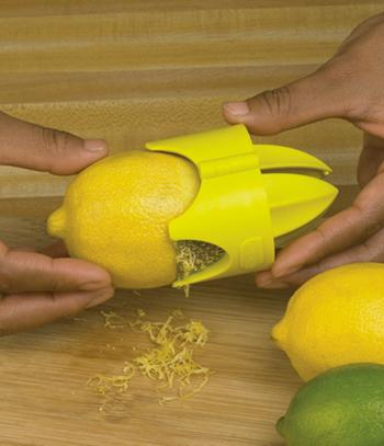 Citrus Zester and Reamer