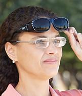 Wear-Over Wraparound Sunglasses