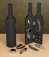Wine Bottle Accessory Kit