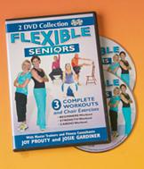 Flexible Seniors Fitness Program - 2-DVD Set