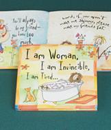 I am Woman Book