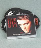 Elvis Presley: 100 Hits - 4-CD Set