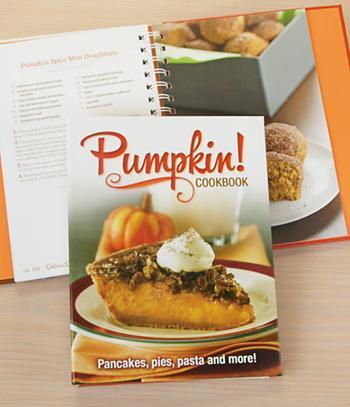 Pumpkin Cookbook